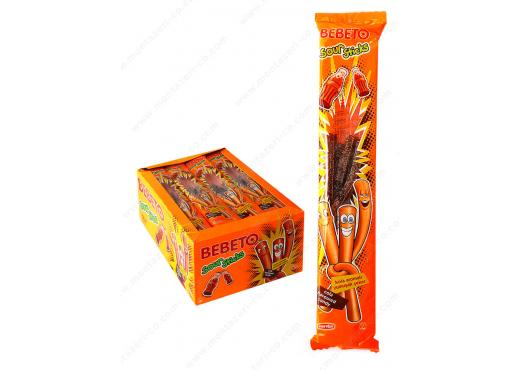 Bebeto SourStick 35g*24ks - cola