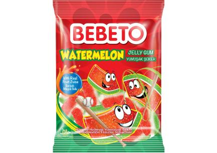 Bebeto Watermelon 80g*12ks