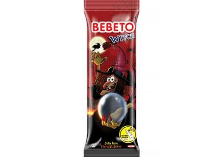 Bebeto Witch 20g*24ks