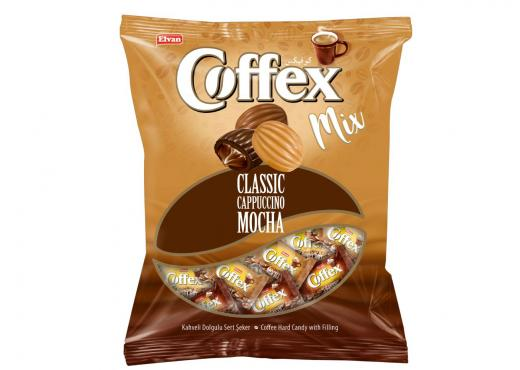 Coffex Mix 1000g expirace 06.2021
