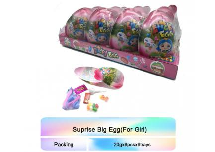 Lucky Egg For Girls 20g*8ks