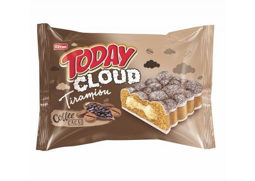 Today CLOUD 50g*24ks Tiramisu